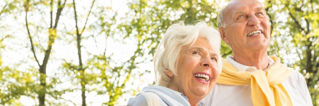 citrus heights dental smiling seniors
